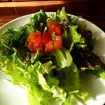 トトル - ランチのサラダ。