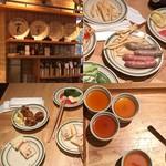 66062454 - 2017/04 再訪 パンネビーノ 大崎ブライトコア店  \4000 立食