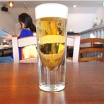 66063576 - ランチセット 1500円 の一口ビール