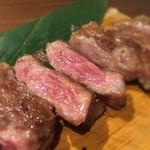 66065126 - 仙台牛ミスジステーキ