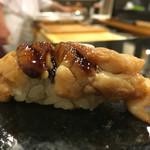 鮨 福萬 - 煮穴子