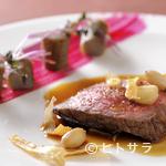 テルツィーナ - 赤身がおいしい短角牛をセレクト『平取短角牛モモ肉のアロースト』