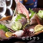 淡路島ええとこどり - 料理写真:野菜、肉、海鮮、卵、素麺。淡路島直送の食材をふんだんに使用