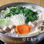 水たき いろは - とにかくスープの味を第一にさまざまな具材を厳選