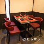 ステーキ徳川 - 大切な方へのおもてなしに相応しい、落ち着いた個室スペース