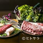 トラットリア・ピアノ - 野菜やお肉も充実、地産地消のこだわり食材を贅沢に使用