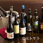 トラットリア・ピアノ - その日限定のボトルにも出会える、料理に合わせ多種多様なワイン