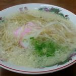 武蔵屋食堂 - 素ラーメン