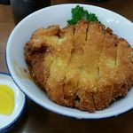 武蔵屋食堂 - カツ丼