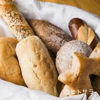 六覺燈 - ワインとの相性が抜群で種類も充実している『パン』