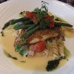 ガーデンレストラン 樹音 - 魚料理