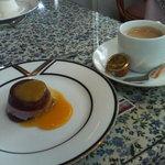 カプリッチョ - Aランチ ババロア&コーヒー