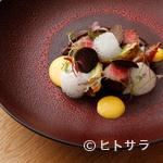 山地陽介 - 日本の食材は、手に取るもの、目に映るものすべてが新鮮