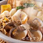 亀戸升本 - 伝統を受け継ぐ庶民の味『亀戸大根あさり鍋』