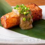 亀戸升本 - 亀戸大根ならではの食感を楽しむ『亀戸大根ステーキ』(一カン)