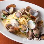 ヒロ プリモ - あさりの旨味だけで勝負する『浅利のスパゲッティーニ 〜ボンゴレ・ビアンコ〜』