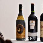 レストラン・バスク - マダムがセレクトしたスペイン各地のワイン