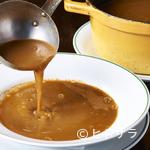 レスプリ・ミタニ ア ゲタリ - 大量の魚介をじっくり煮込んだ『魚のスープ』