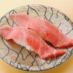 回転寿司 豊魚 - 本鮪大トロ