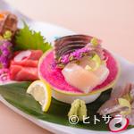 旬彩 杉たに - 新鮮な旬の魚介を楽しめる和食店