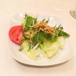 Ginzahouen - サラダ