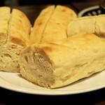 ベジョータコンチャ - パン ¥150