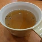 サイゼリヤ - スープ