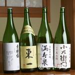 蕎亭 大黒屋 - 日本酒好きも納得する、蕎麦に合う全国の銘酒をオンリスト