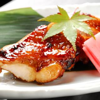 【食べるべき一品】大山若鶏の網焼「たれ焼」