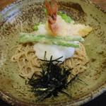 そば処 喜多原 - 料理写真:海老おろし蕎麦