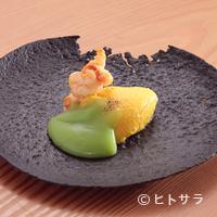 ごだん 宮ざわ - 野菜は京丹波の有機野菜。その日の旬で料理を構成
