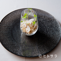 コシモ・プリュス - シャキシャキ食感がやみつきになる『えのきサラダ』