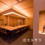 鮨 よし田 - 誕生日や記念日など特別な夜に堪能したい鮨屋のおまかせコース