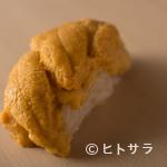 寿司 竹本 - 「無農薬のあきたこまち」と「天然水」で炊いたシャリ
