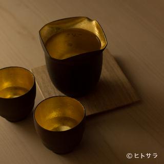 おいしい寿司にあわせていただく厳選した日本酒