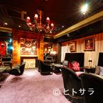ZAKURO -salon de desire- - 半個室になるVIPスペースは女子に大人気!