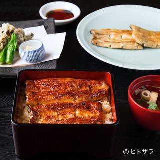香り高く焼き上げる蒲焼きのほか、多彩に揃う浜松の味を東京で