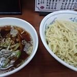 ついてる中山 - 料理写真:つけ麺