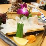 ひょうたん寿司 - おこぜ姿造り