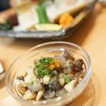 ひょうたん寿司 - 肝