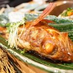 ひょうたん寿司 - きんき煮付け