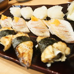 ひょうたん寿司 - 握り