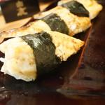 ひょうたん寿司 - 焼き穴子
