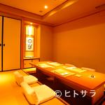 温味 - 落ち着きある和の設えの個室も人気