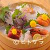 旬の味 北海 - 料理写真:鮮度の良い魚をさばきます『刺身の盛り合わせ』