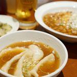 66084264 - スープ餃子 350円