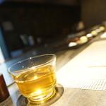 神戸ステーキレストラン モーリヤ凜 - 冷茶