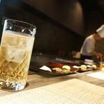 神戸ステーキレストラン モーリヤ凜 - ハイボル