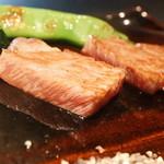 神戸ステーキレストラン モーリヤ凜 - 神戸牛A5極上リブロース