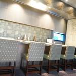 神戸ステーキレストラン モーリヤ凜 - なか